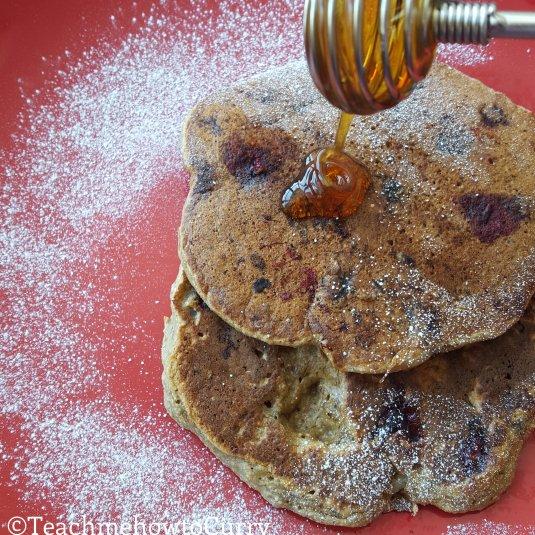 BerryNana Pancakes